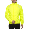 Endura Gridlock II Waterproof Jacket Men hi-viz yellow